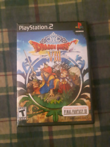 Dragon Quest 8 For Ps2