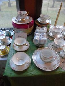 Royal Albert 100 Years Teacup/Saucer/Plate, Chintz