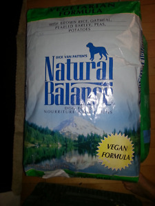 Natural Balance Dog Food - Vegetarian, Vegan 28 lbs
