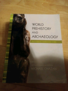 Anthropology Text Books for Sale