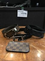 Louis Vuitton Belts and Accessories
