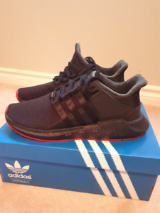 Adidas EQT Support 93/17 Red Carpet Sneakers Size 10