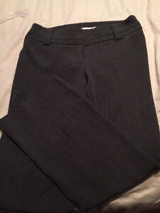 Women's dress pants size 7 - EUC.