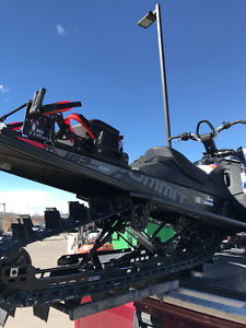 Skidoo Summit 800 163 T3