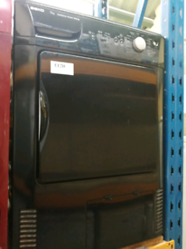 7kg load Beko condenser dryer black at Recyk