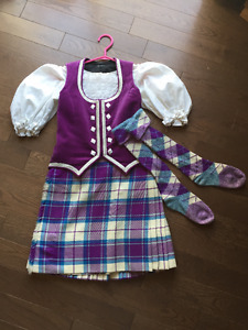 Complete Highland Dance Outfit