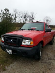 2010 Ford Ranger, Low Mileage