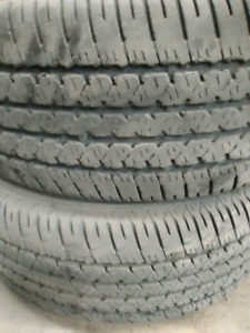 235/55R17 used tires