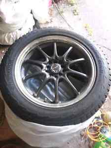 "18"" Winter Tires And Wheels London Ontario image 1"