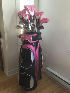 Sac de golf complet pour femme