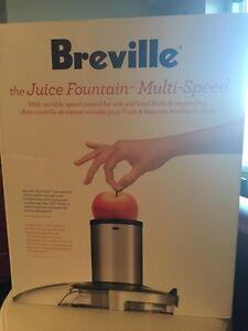 Breville Juice Fountain (BJE510XL)