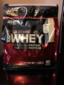 Optimum Nutrition Gold Standard 100% Whey Protein (6.4 lb/2.9kg)