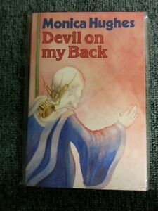 Monica Hughes book Devil on my Back - Young Adult Sci Fi