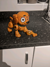 Telstra Robotic Scooby