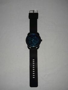 Beautiful black watch