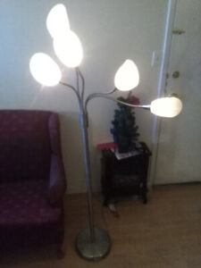 a very nice light  $ 20.00 works  great with dimmer switch