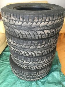 4 Winter Truck Tires for Sale