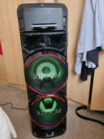 LG ON9 XBOOM 2000w