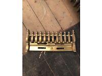 GONE - Brass fireplace accessory