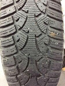 185/60R15 General Pneus d'hiver / winter tires 1856015