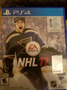 NHL 17 for sale PS4