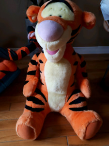 A Tigger is a Wonderful thing