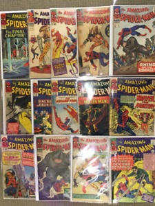 COMIC COLLECTORS SALE