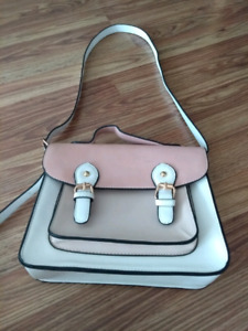 Polish brand purse. Light color. Small , with belt