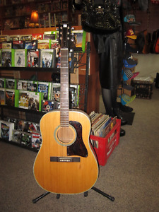 SATURN Acoustic Guitar For Sale