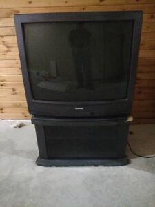 Free 32 inch TV and Stand