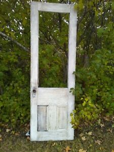 very old door for decor use only Belleville Belleville Area image 2