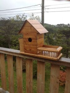 Brand New homemade Birdhouse