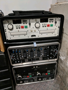 Pro Audio&DJ Rack Mounted - Denon & American Audio & Gator & SKB