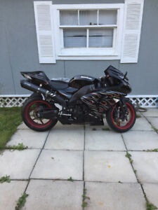2007 Kawasaki ZX10R for sale