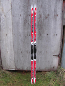 NNN cross country skis,poles,boots $128 per set