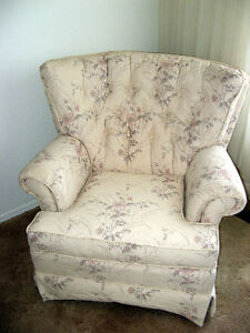 Mint Condition: Armchair (sofa also available).