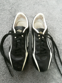 Used, Umbro boys football boots for sale  Bodmin, Cornwall