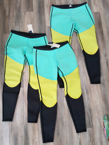 ROXY. NEW!! With Tags. Woman's Neoprene Wet pants.