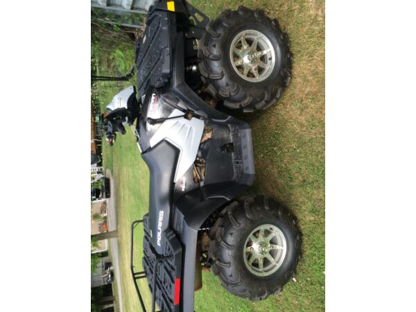 Used 2007 Polaris Sportsman deluxe 800 EFI