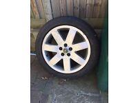 Range Rover 20 alloy wheel