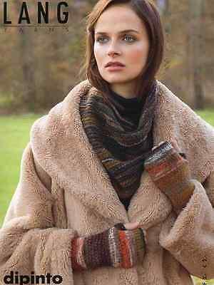 - Lang ::Dipinto:: knitting pattern book Fall-Winter 10 accessory designs