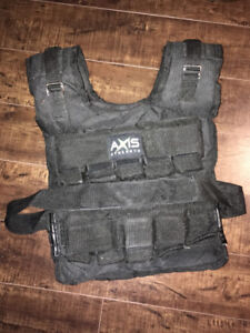 Weighted Vest for running/training