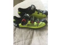 Sidi genius 7 mega cycle shoes