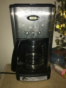 Cuisinart coffee maker never used