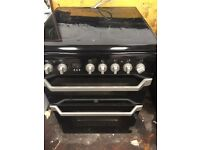 Indesit ceramic top electric cooker for sale 60cm good clean condition £160 free delivery