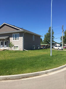 2 year old 1/2 duplex in the heart of Fort St. John