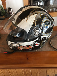 Casque / Helmet Shark RSI Acid