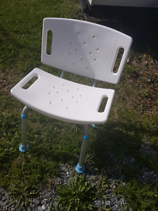 Sit Down Shower Chair