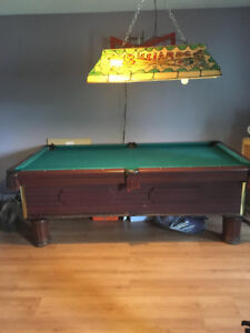 Used Billiards Table for Sale!!!