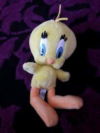 Looney tunes tweety pie soft toy